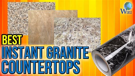 Instant Countertops - 8 best instant granite countertops 2017