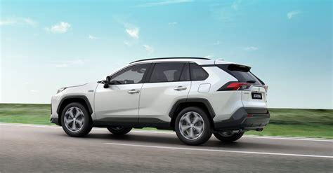 The new Suzuki Across plug-in hybrid SUV with 306 hp ...