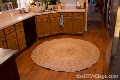 kitchen floor rugs new kitchen rug the diy 1669