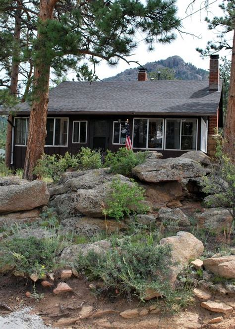 rocky mountain national park cabins classic estes park cabin to rocky mountain national