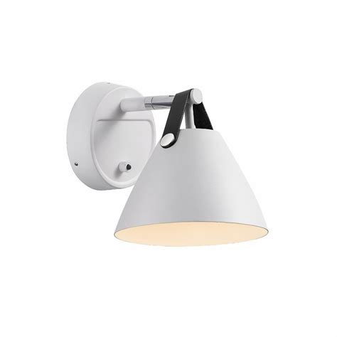 dftp nordlux 15 wall light white