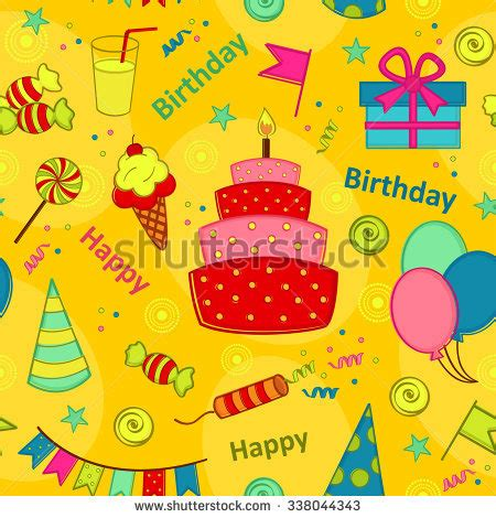 birthday icon stock vector 518234149