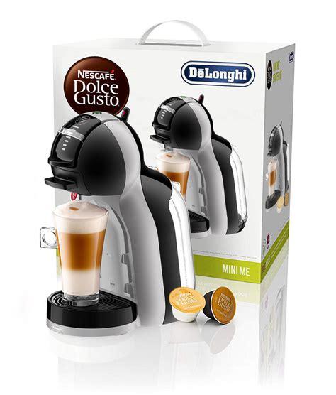 Shop for nescafé® dolce gusto® mini me coffee machine online. NESCAFÉ Dolce Gusto Mini Me Pod Coffee Machine by De'Longhi (EDG155.BG) | eBay