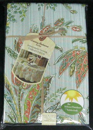 Tommy Bahama Tablecloth   eBay