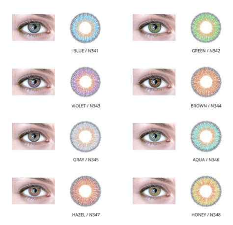 galaxy colored contacts 17mm big contact lenses lucille venus galaxy color