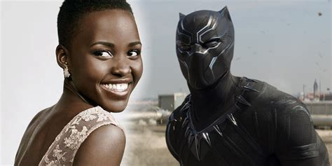 lupita nyong o wdw lupita nyong o in talks to join cast of marvel s quot black