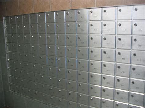 locking mailbox residential usps approved mailbox of md apartment mailboxes commercial