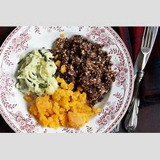 A Scottish Feast For Burns Night  Jamie Oliver Features