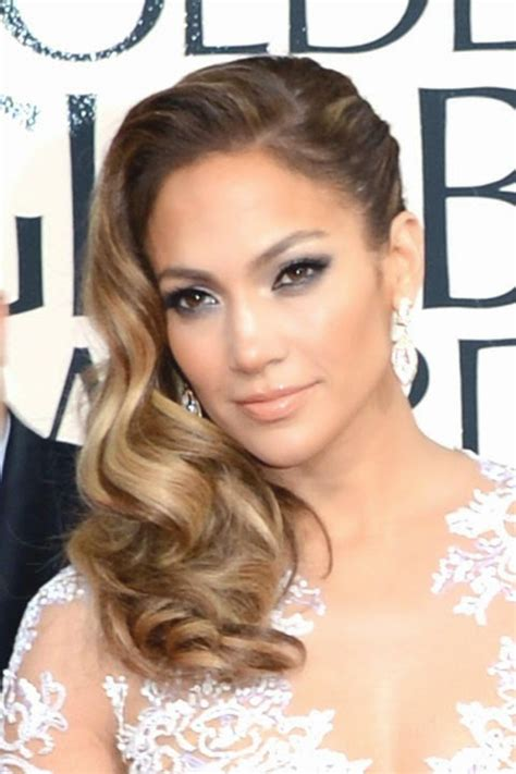 Hairstyles Side Curls by Glamorous Evening Hair Can Be Done At Home Dress