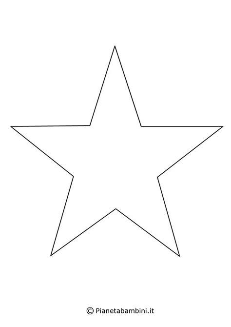figure da ritagliare per bambini disegni di stelle da stare colorare e ritagliare