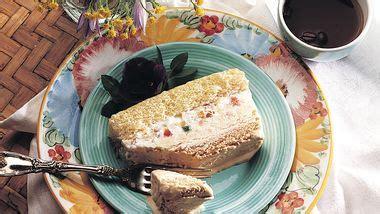 christmas cassata recipe  betty crocker