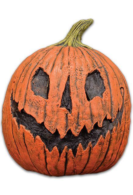 King Pumpkin Halloween Mask, Nightmare Before Christmas