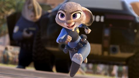 wallpaper judy hopps zootopia animation  movies