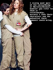 Morello & Nicky Orange is the New Black | OITNB ...