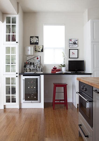 Kitchen Work Desk kitchen desk transitional kitchen pynn