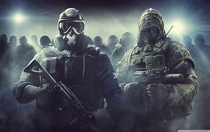 Siege Mute Rainbow Six Tom Clancys Kapkan