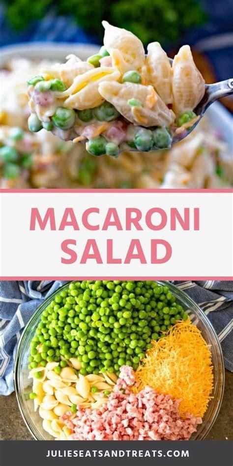 macaroni salad recipe lissas loves food network