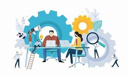 Business Management Development Illustration Success Project Research
