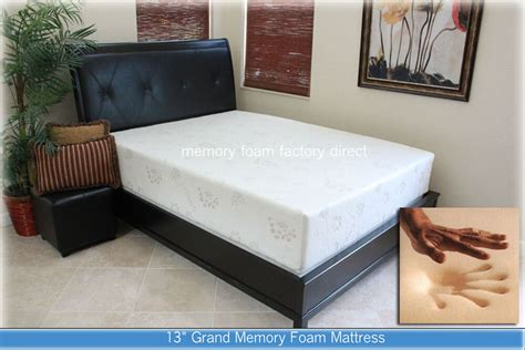 New Mattress For Sale by Sale 13 Quot Gel Grand Memory Foam Mattress