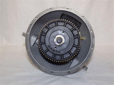 engine pto hand clutch  wtp model  sae