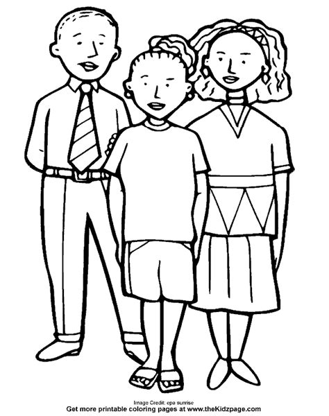 people coloring pages  kids coloring home