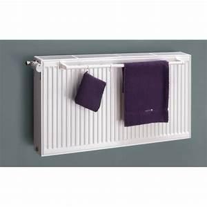 Handtuchhalter Weiß Metall : handtuchhalter kompaktheizk rper weiss ~ Markanthonyermac.com Haus und Dekorationen