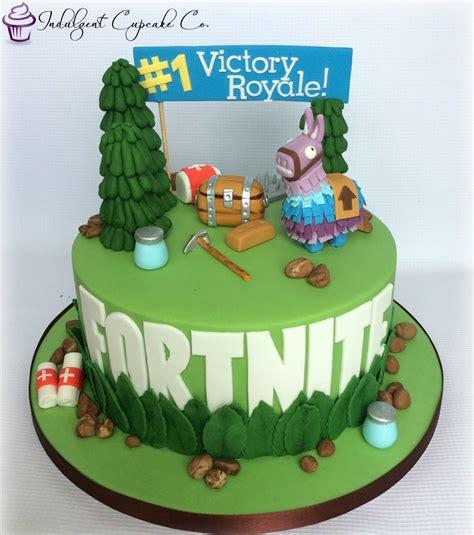 fortnite cake cakes   birthday bus