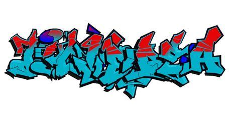 Graffiti Gelembung : Tio Febsa Blog