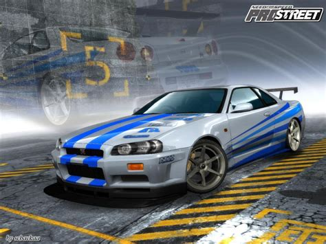 nissan gtr skyline fast and furious nissan skyline r34 wallpaper image 280