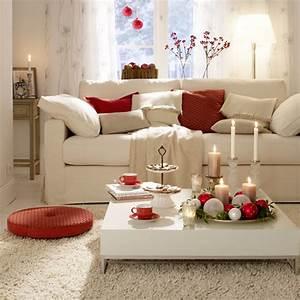 Weisses Sofa Wohnzimmer Dekoration Aequivalere