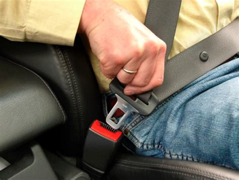 Car Accidents And Using Your Seat Belt In St Louis