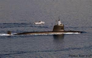 Scorpene-Class Submarine