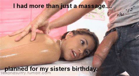 Mean Cousin Blackmailed Step Sister Hotavporn Yoga Gif Caption 1