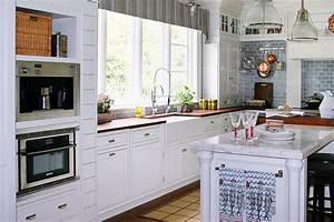 25, Beautiful, Farmhouse, Style, Kitchens