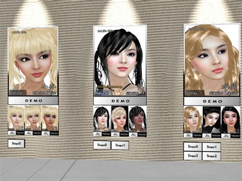 Fashion In Second Life