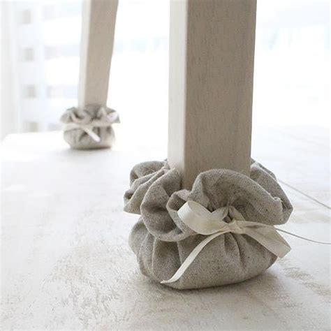 4p set chair socks floor protector table legs cover chair