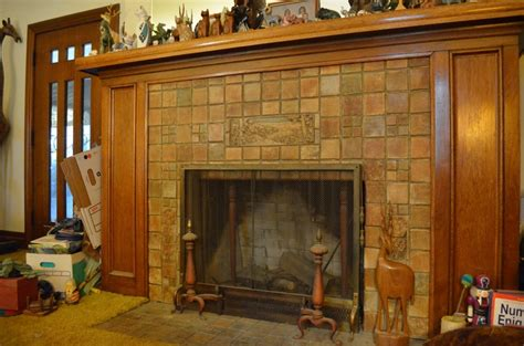 Batchelder Tile Fireplace Surround by Batchelder Fireplace In Monrovia Batchelder Originals