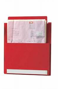Porte Document Mural : porte documents mural color en m tal format a4 ou a5 seton fr ~ Teatrodelosmanantiales.com Idées de Décoration