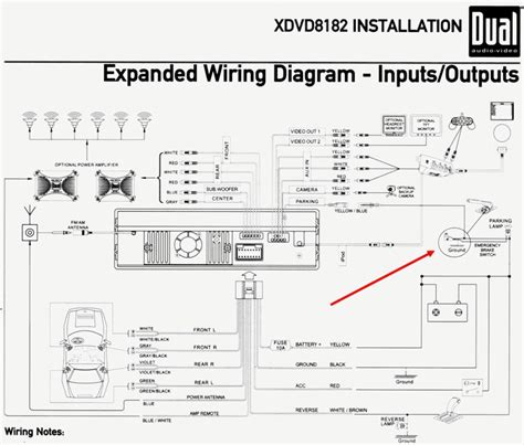 delco car stereo wiring diagram