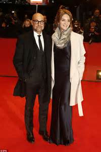 Stanley Tucci and Felicity Blunt wow at Final Portrait ...