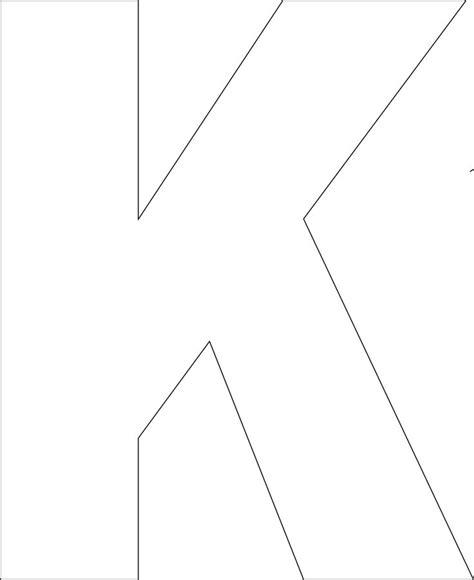 printable upper case alphabet template creative