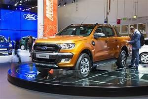 Nouveau Ford Ranger : le nouveau ford ranger et sa version wildtrack font leurs d buts sur la sc ne europ enne ~ Medecine-chirurgie-esthetiques.com Avis de Voitures