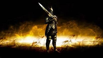 Knight Medieval Dark Wallpapers Sword Fantasy Souls
