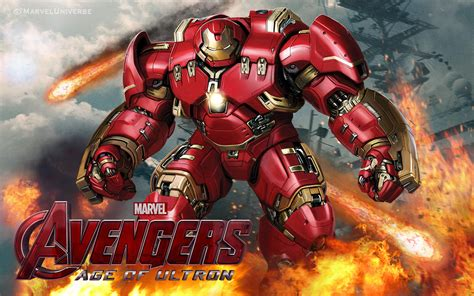 Avengers Age Of Ultron Hulk Buster Desktop Hd Wallpaper ...
