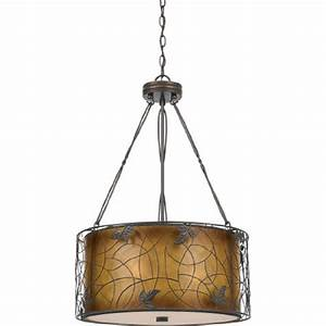 Black friday quoizel mc crc mica light pendant from