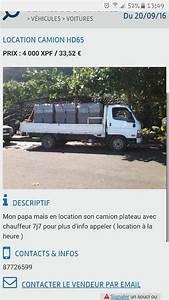 Camion Plateau Location : location camion plateau avec chauffeur ~ Medecine-chirurgie-esthetiques.com Avis de Voitures
