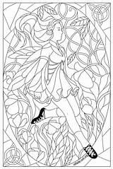 Irish Coloring Dancer Stained Glass Princess Colour Deviantart Dance Bubakids Dancing Sheets Fairies Celtic Adult Hadas Flores Cartoon Drawings March sketch template