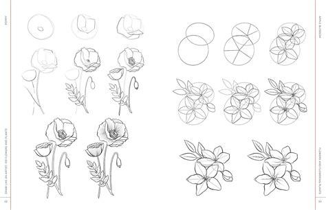 handmade  deb draw   artist  flowers