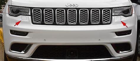 jeep grand cherokee wk headlamp washers