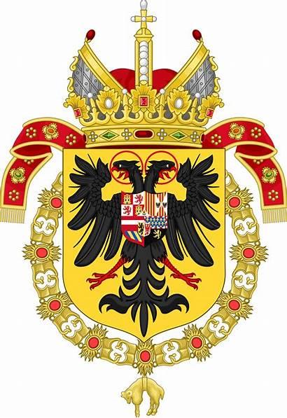 Roman Holy Emperor Arms Coat Charles Wikimedia